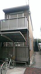 兵庫県尼崎市道意町3丁目の賃貸アパートの外観