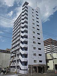 e-ハウス[4階]の外観