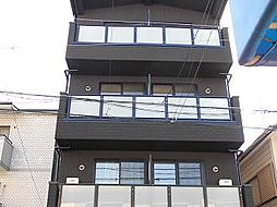 大阪府豊中市服部南町1丁目の賃貸マンションの外観