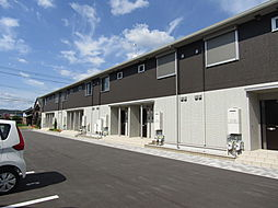 兵庫県三木市福井1丁目の賃貸アパートの外観