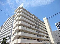 西中島東行マンション[8階]の外観