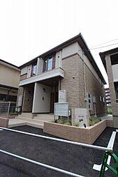 福岡県福岡市早良区原5丁目の賃貸アパートの外観