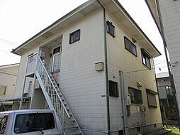 治文住宅A棟[102号室]の外観