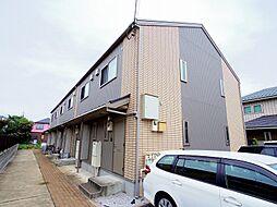 東京都練馬区大泉学園町3丁目の賃貸アパートの外観
