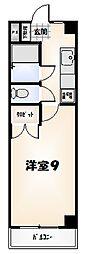 SARA林III[B403号室]の間取り