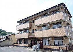 広島県福山市久松台2丁目の賃貸マンションの外観