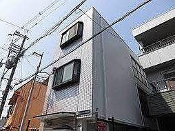 アパートメント東淀川VII[3階]の外観