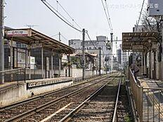 都電荒川線「荒川一中前」駅まで480m