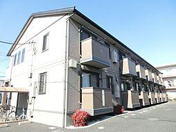 セジュール富士見[203号室]の外観