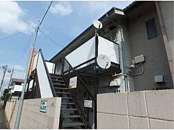 武蔵野ホームランドハイツ[1階]の外観
