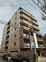 京都府京都市伏見区南部町の賃貸マンションの外観