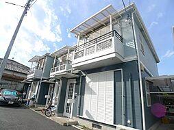 [テラスハウス] 東京都葛飾区西水元1丁目 の賃貸【/】の外観
