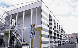 大阪府四條畷市二丁通町の賃貸アパートの外観
