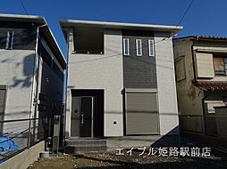 [一戸建] 兵庫県姫路市南車崎2丁目 の賃貸【/】の外観