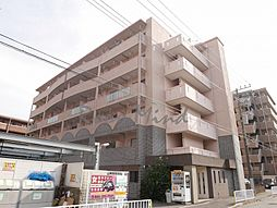 神奈川県横浜市西区岡野2丁目の賃貸マンションの外観