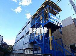 MJハイツ[2階]の外観
