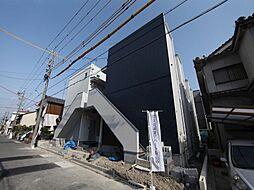愛知県名古屋市南区観音町3丁目の賃貸アパートの外観