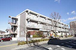 埼玉県鴻巣市大間4丁目の賃貸マンションの外観