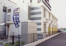 大阪府東大阪市横枕西の賃貸アパートの外観