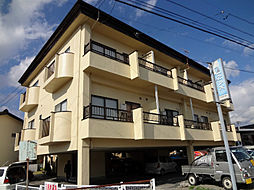 三沢マンション[2階]の外観