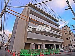 兵庫県神戸市兵庫区出在家町2丁目の賃貸マンションの外観
