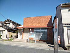 日立河原子郵便局(519m)