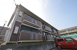 兵庫県西宮市神垣町の賃貸アパートの外観
