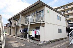 泉田パレスB棟[203号室]の外観