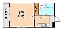 ケイハウス21[2階]の間取り