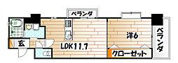 アーサメイジャー[5階]の間取り