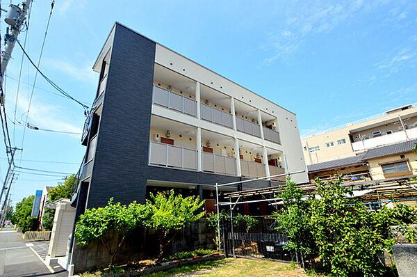 広島県広島市南区出島2丁目の賃貸アパート