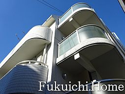 東京都渋谷区笹塚2丁目の賃貸マンションの外観