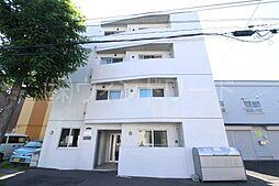 北海道札幌市北区北二十六条西2丁目の賃貸マンションの外観