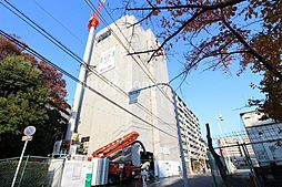 大阪府吹田市江坂町4丁目の賃貸マンションの外観