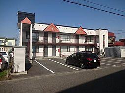 北海道旭川市豊岡七条2丁目の賃貸アパートの外観