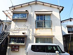 田崎アパート[2階奥号室]の外観