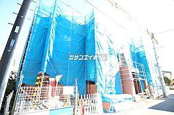 埼玉県所沢市寿町の賃貸マンションの外観