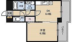 ヌーベルコート[5階]の間取り