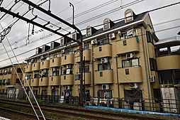 エルム高幡A棟[3階]の外観