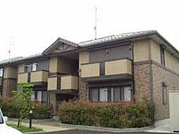 埼玉県本庄市朝日町2丁目の賃貸アパートの外観
