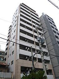 家具・家電付き朝日プラザ博多6[3階]の外観