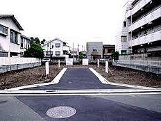 前回施工例 実際の道路とは異なります。