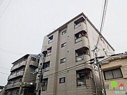 大阪府大阪市住吉区山之内4丁目の賃貸マンションの外観