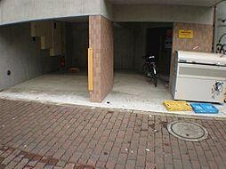 グルワール代田橋駐車場