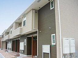 メイユール北泉IIA[2階]の外観