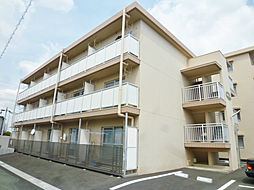 静岡県浜松市東区笠井新田町の賃貸マンションの外観