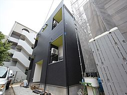 愛知県名古屋市守山区守山1丁目の賃貸アパートの外観