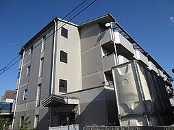 大阪府岸和田市南上町1丁目の賃貸マンションの外観