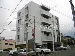 北海道札幌市中央区宮の森一条11丁目の賃貸マンションの外観