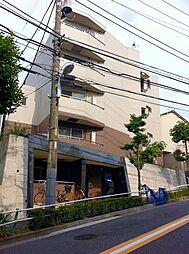 東京都板橋区大谷口上町の賃貸マンションの外観